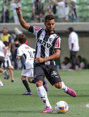 Rafael Carioca em ação pelo Atlético-MG, na vitória sobre o Guarani (Foto: Bruno Cantini/Flickr do Atlético-MG)