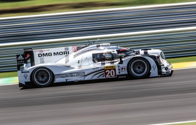 Porsche Mark Webber 6 Horas de sao Paulo interlagos (Foto: Divulgação/WEC)