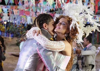 Ferdinando e Gina: das brigas para o altar