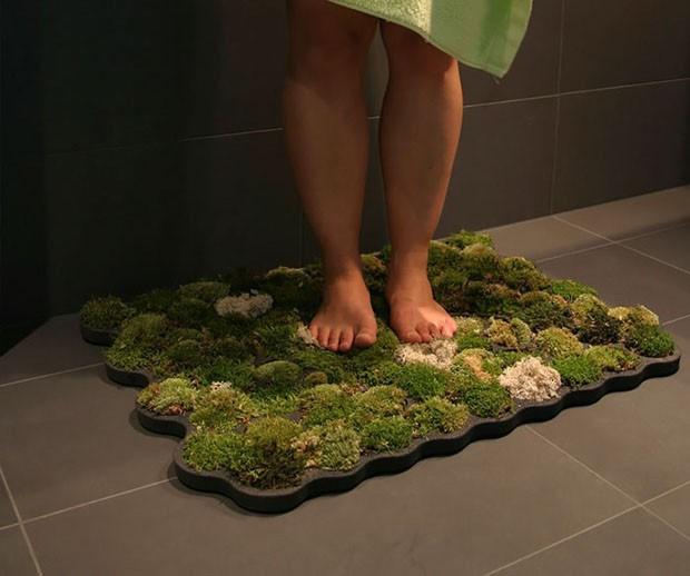 5 peças de design feitas com plantas ainda vivas (Foto: Divulgação)