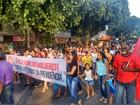 Manifestantes fazem novo protesto contra reforma da Previdência em MG