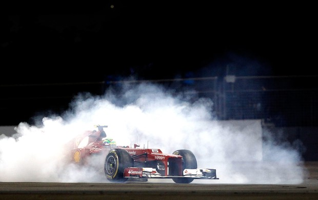 felipe massa abu Dhabi fórmula 1 (Foto: Getty Images)