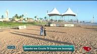 Jacaraípe, na Serra, recebe Circuito de Verão da TV Gazeta