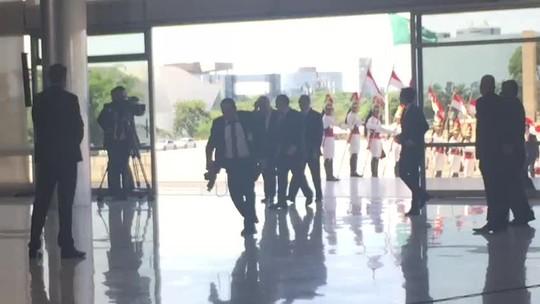 Temer recebe presidente de Portugal e o próximo secretário-geral da ONU