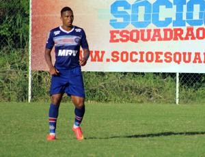Danilo Pires; Bahia (Foto: Divulgação/EC Bahia)