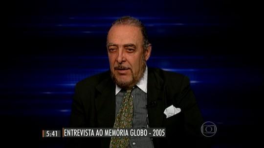 Luiz Carlos Miele, ator, diretor e produtor musical vai ser velado no RJ