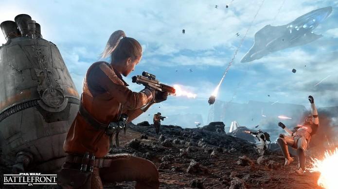 Star Wars Battlefront Season Pass (Foto: Divulgação/EA)