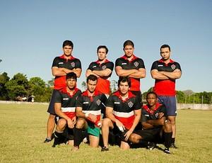 Várzea Grande Rugby time de Mato Grosso (Foto: Reynaldo Maciel/Divulgação)