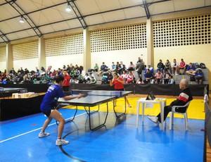 Tênis de mesa, Praia Grande (Foto: Divulgação / Prefeitura Municipal de Praia Grande)