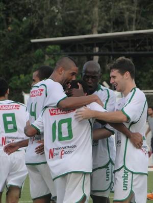 Luverdense x Fortaleza (Foto: Assessoria/Luverdense)