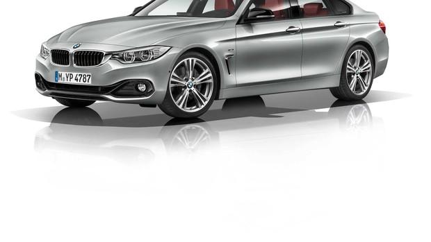 Veja fotos do BMW Série 4 Gran Coupe