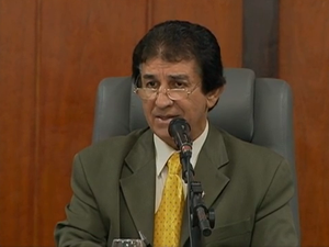 Leonardo Chaves, presidente da Câmara de Vereadores de Caruaru  (Foto: Reprodução/TV Asa Branca)