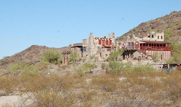 Castelos dos Mistérios (Foto: Reprodução/Signature Vacation Rentals)