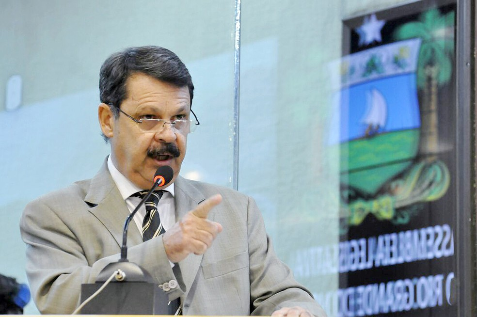 Ricardo Motta ficará impedido de acessar e frequentar as dependências da Assembleia Legislativa. (Foto: João Gilberto/ALRN )