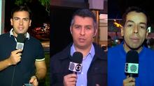 TV Fronteira mostra o Revezamento da Tocha em telejornais da Globo (Reprodução Globo)