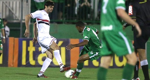 desfalques (Rubens Chiri / Site oficial do São Paulo FC)