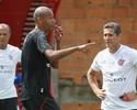 Jorginho rebate Alex Silva: 'Ele jogou, mas não obtive resposta técnica'