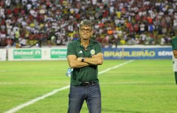 Treinador Leocir Dall'Astra confirma negociação com o Treze para 2017