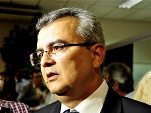 O advogado Paulo Taques deve assumir a Casa Civil do governo de Mato Grosso. (Foto: Renê Dióz / G1)