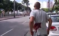 Se apresenta homem que atirou em amigo (Imagens/ Tv Bahia)