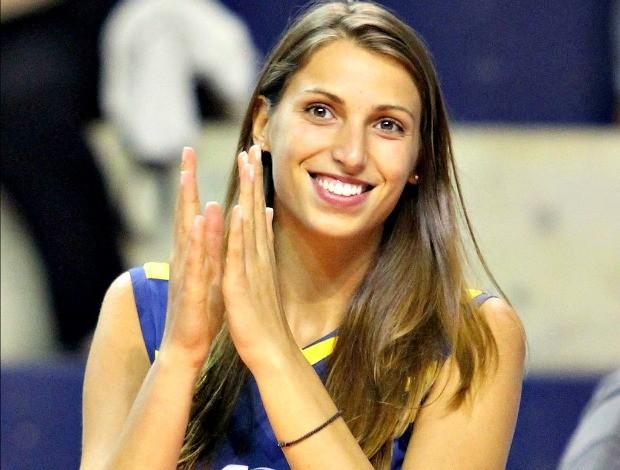 Vasileva, jogadora do Campinas (Foto: Felipe Christ/Amil/Divulgação)
