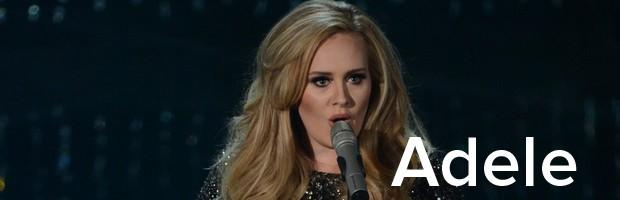 Adele (Foto: AFP)