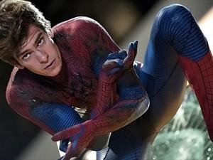 Andrew Garfield em 'O espetacular Homem-Aranha'