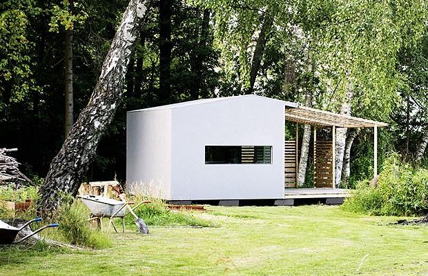 A Mini House com outros acabamentos (Foto: Divulgação)