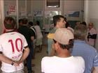 Apostadores lotam lotéricas para tentar prêmio milionário da Mega