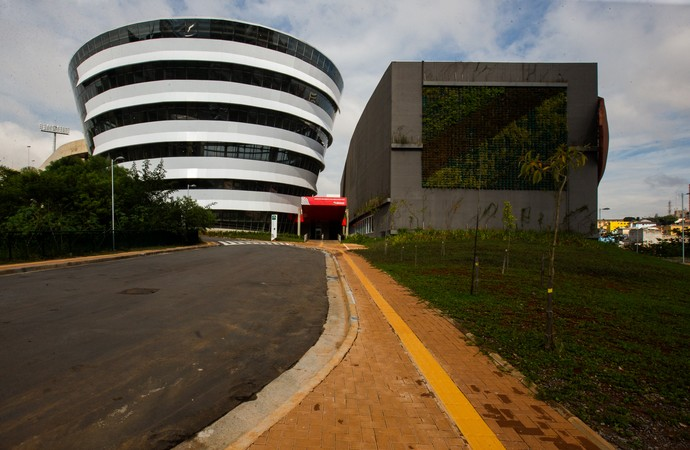 Centro de Treinamento Paralímpico, em São Paulo: legado que contribui para o desenvolvimento de nossos atletas (Foto: Alexandre Schneider/GettyImages)
