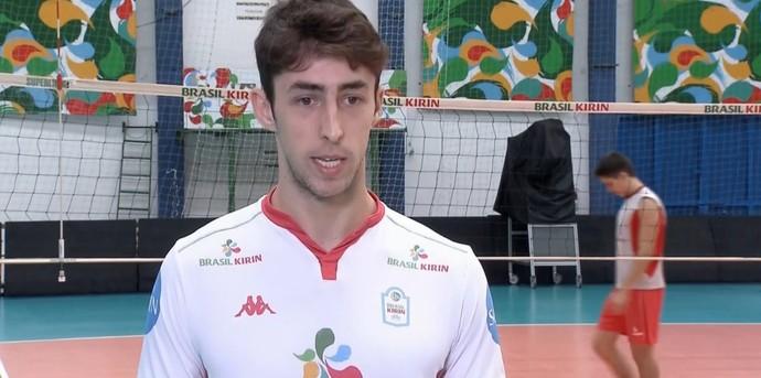 Lucas Lóh (Foto: Reprodução )