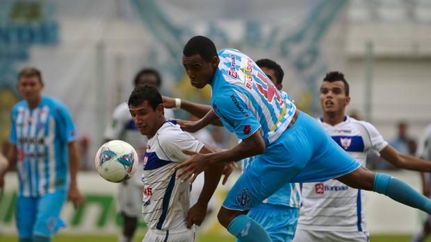 Jogos entre Águia e Paysandu costumam ser bastante equilibrados (Foto: Tarso Sarraf/O Liberal)