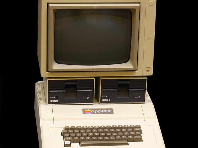 Apple II (Foto: Apple II)