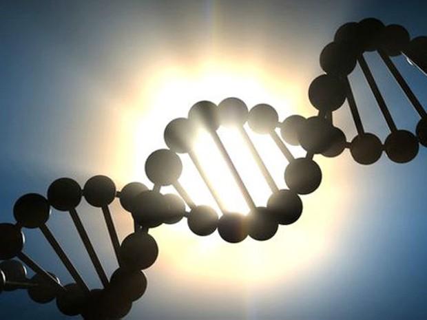 Um rearranjo do DNA fez com que gene defeituoso fosse expulso do código genético de paciente (Foto: Thinkstock)