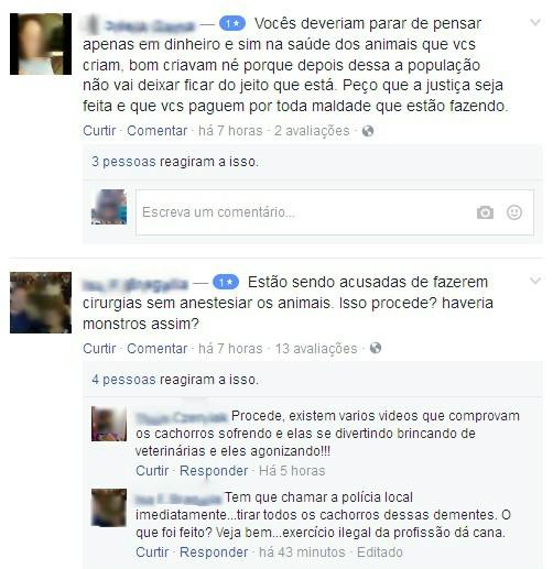 Internautas repercutem a informação nas redes sociais (Foto: Reprodução/Facebook)