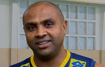 Anderson Rodrigues é o novo técnico do Brasília