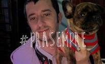 Designer faz campanha na rede social para achar cão roubado em Taubaté (Arquivo Pessoal/ Fabiano Rossi)