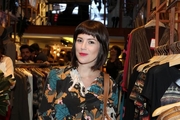 Natália Lage  (Foto: Alex Palarea/AgNews)