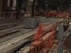 Novo trecho da Avenida Rio Branco será interditado para obras do VLT