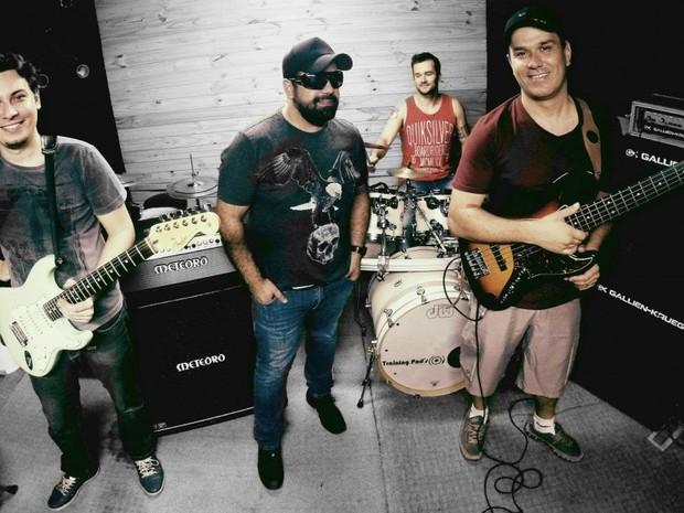 Banda Pop Sound se apresenta nessa segunda-feira em Águas de São Pedro  (Foto: Divulgação)