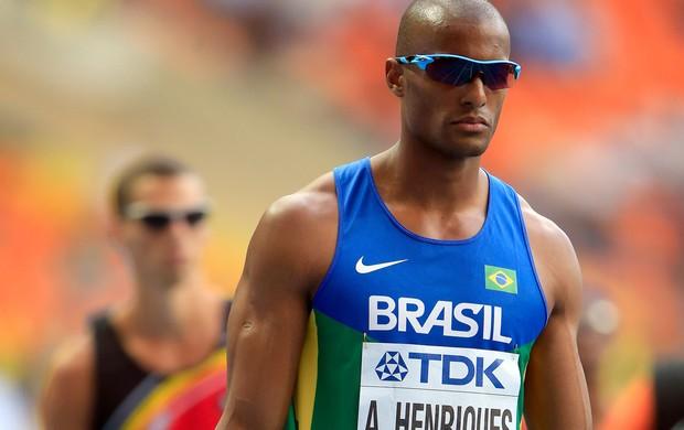 Anderson henriques 400m mundial de atletismo (Foto: Agência Getty Images)