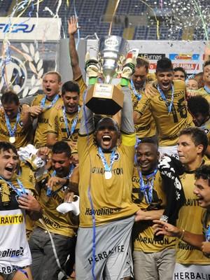 Botafogo vence o Vasco e é campeão da Taça Guanabara (Andre Durão)