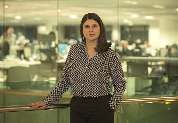 A economista do Ibre, Silvia Matos (Foto: Alexandre Cassiano/Agência O Globo)