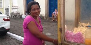 Na 5° edição, Flica envolve comunidade de Cachoeira (Juliana Almirante/ G1 BA)