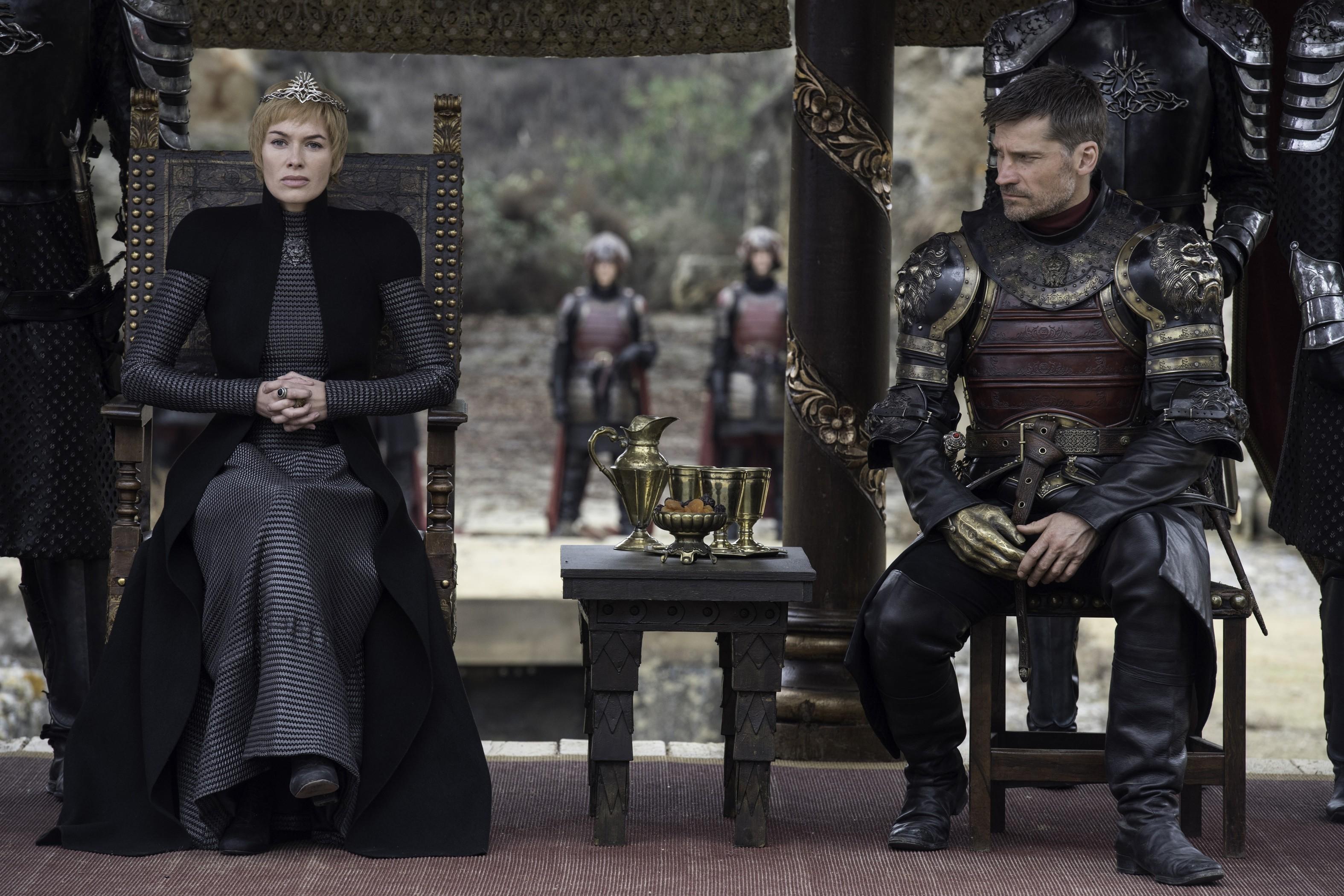 Cersei e Jaime Lannister (Foto: Divulgação/ HBO)