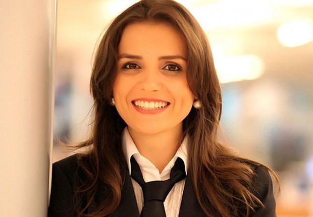 A apresentadora Monica Iozzi (Foto: Divulgação)