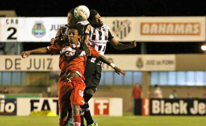 Tupi-MG, CRB, Campeonato Brasileiro, Série B (Foto: Felipe Couri/tupifc.esp.br)
