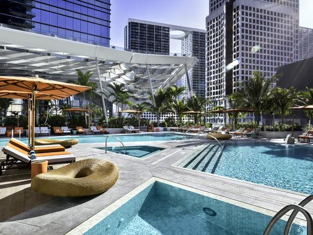 Conheça o hotel onde Neymar está hospedado em Miami (Foto: Divulgação)