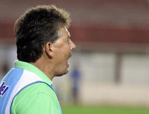 Filinto Holanda, técnico do Baraúnas (Foto: Cézar Alves/Cedida)