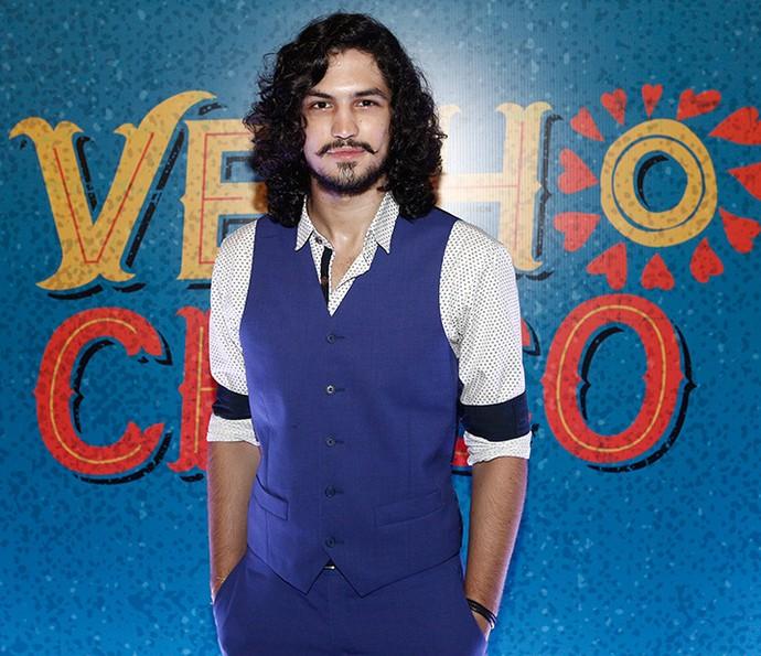 Miguel será o nome do personagem de Gabriel Leone em Velho Chico (Foto: Inácio Moraes/Gshow)